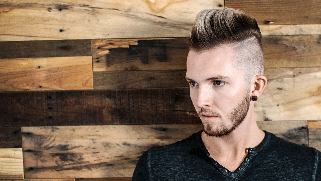 How To Blow Dry And Style A Pompadour Bangstyle